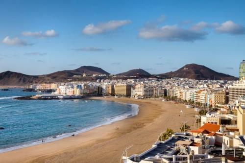 Playa-de-Las-Canteras-